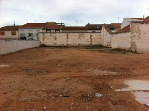 Terreno Residencial en Venta en Mariano Fernandez / Campo de Criptana