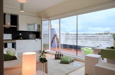 Ático de alquiler con opción a compra en Sada (A Coruña)