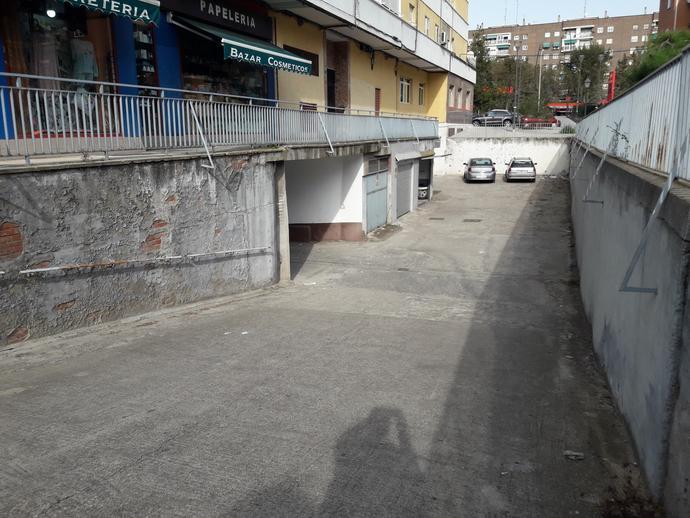 Foto 3 de Garaje en venta en Avenida Dos de Mayo, 66 Centro, Madrid