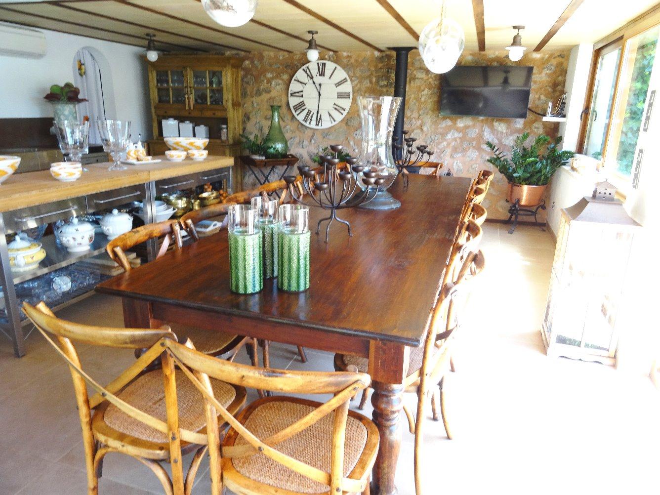 Casa  Tramuntana, zona de - banyalbufar-esporlas. Bonita finca rústica reformada en el 2006.