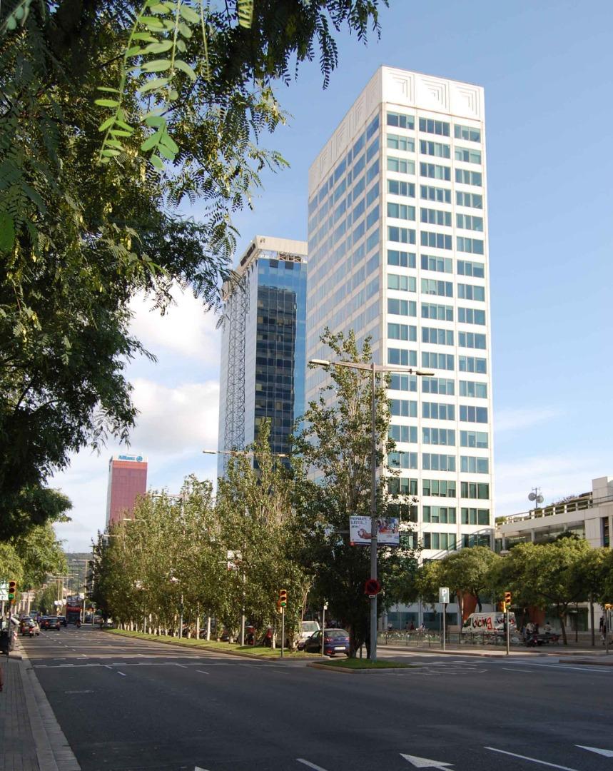 Alquiler Oficina  Calle tarragona, 161