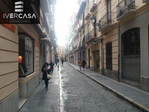 Viviendas de alquiler con calefacción en Granada Capital
