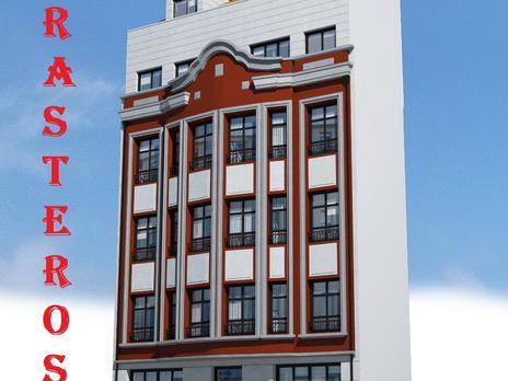 Apartamentos en venta con terraza en Gijón