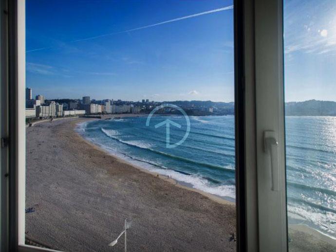 Foto 1 de Piso en A Coruña Capital - Monte Alto - Zalaeta - Atocha / Monte Alto - Zalaeta - Atocha, A Coruña Capital
