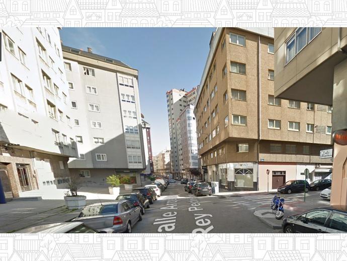 Foto 2 de Garaje en  Arquitecto Rey Pedreira / Riazor - Los Rosales, A Coruña Capital