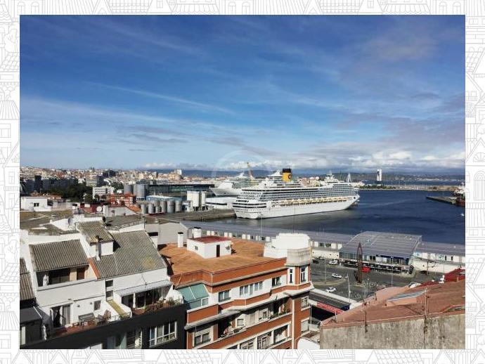 Foto 14 de Apartamento en A Coruña Capital - Ciudad Vieja / Ensanche, A Coruña Capital