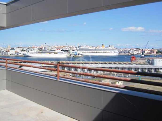 Foto 2 de Ático en A Coruña Capital - Av. Ejército / Cuatro Caminos - Plaza de la Cubela, A Coruña Capital