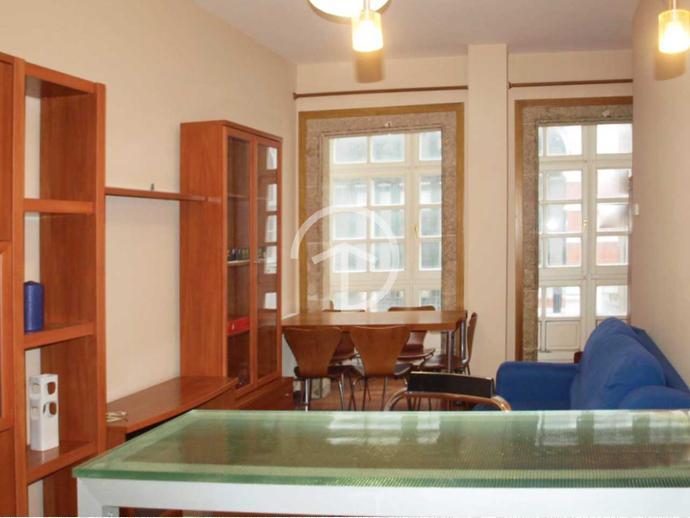 Foto 1 de Apartamento en A Coruña Capital - Zona Obelisco / Ciudad Vieja, A Coruña Capital