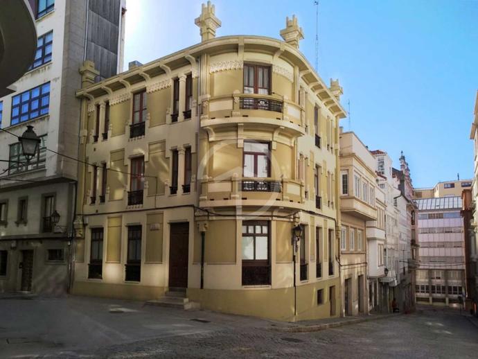 Foto 1 de Edificio en Ciudad Vieja