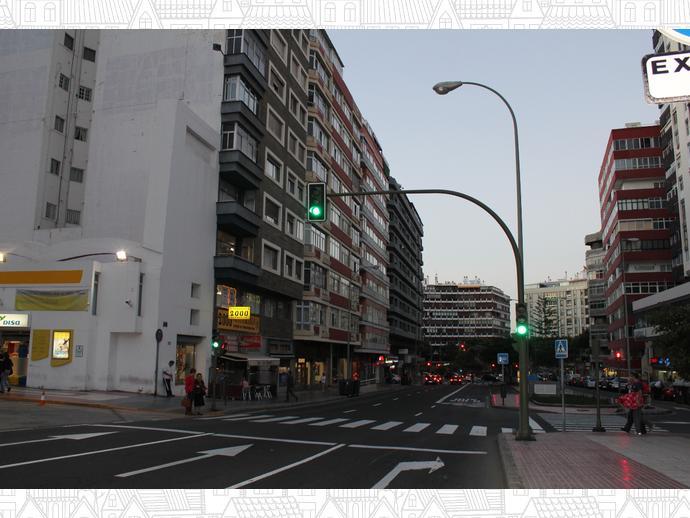 Piso en las palmas de gran canaria en centro en paseo de for Alquiler pisos alcaravaneras