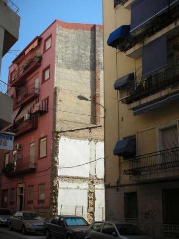 Solar urbano  Calle teniente durán, 14. En venta solar urbano en el centro de alicante con gran prospecc