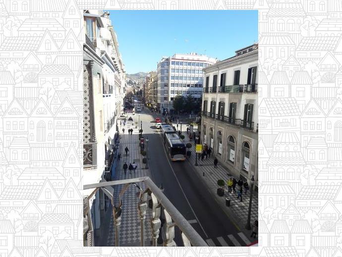 Foto 8 de Piso en Calle Reyes Católicos / Centro - Sagrario,  Granada Capital