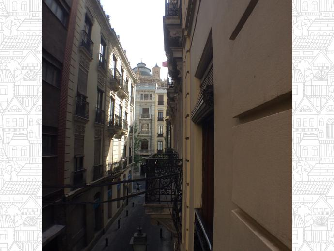 Foto 5 de Apartamento en Calle Cetti Meriem / Centro - Sagrario,  Granada Capital