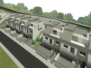 Viviendas en venta con terraza en Morata de Tajuña