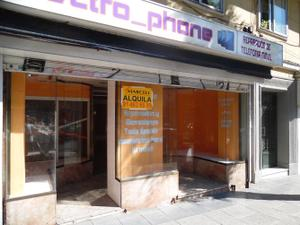 Alquiler Local comercial  paseo extremadura