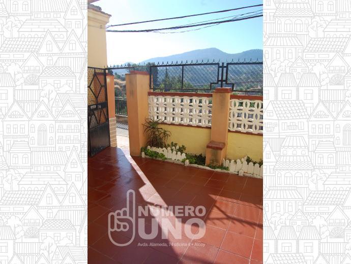 Foto 1 de Casa adosada en Alcoy, Zona Norte / Alcoy / Alcoi