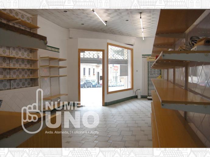 Foto 2 de Local comercial en Alcoy, Zona De Ensanche / Alcoy / Alcoi