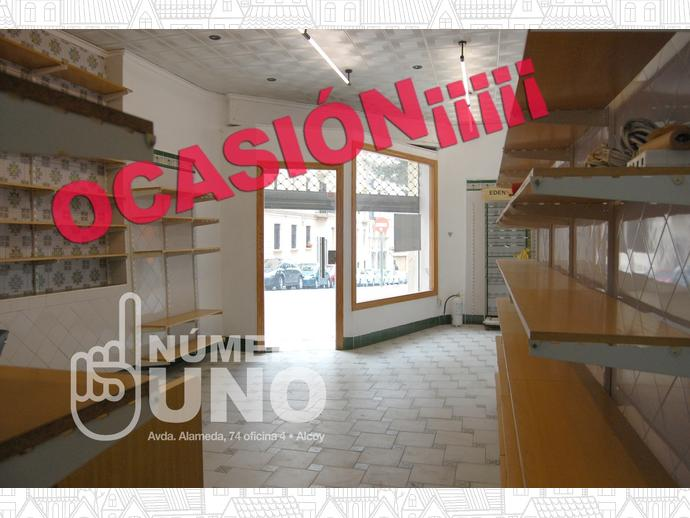 Foto 1 de Local comercial en Alcoy, Zona De Ensanche / Alcoy / Alcoi