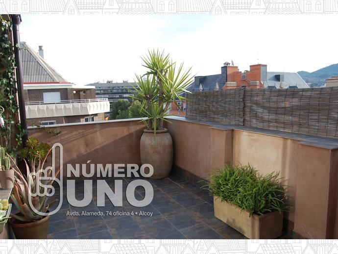 Foto 4 de Ático en  Alameda / Alcoy / Alcoi