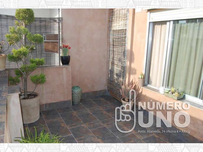 Foto 3 de Ático en  Alameda / Alcoy / Alcoi
