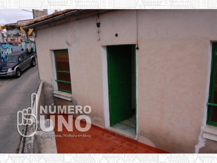 Foto 3 de Casa adosada en Alcoy, Zona De - Alcoy / Alcoi / Alcoy / Alcoi