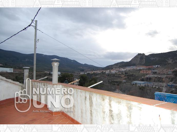 Foto 1 de Casa adosada en Alcoy, Zona De - Alcoy / Alcoi / Alcoy / Alcoi