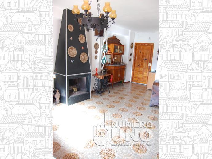 Foto 7 de Casa adosada en Alcoy, Zona De - Alcoy / Alcoi / Alcoy / Alcoi