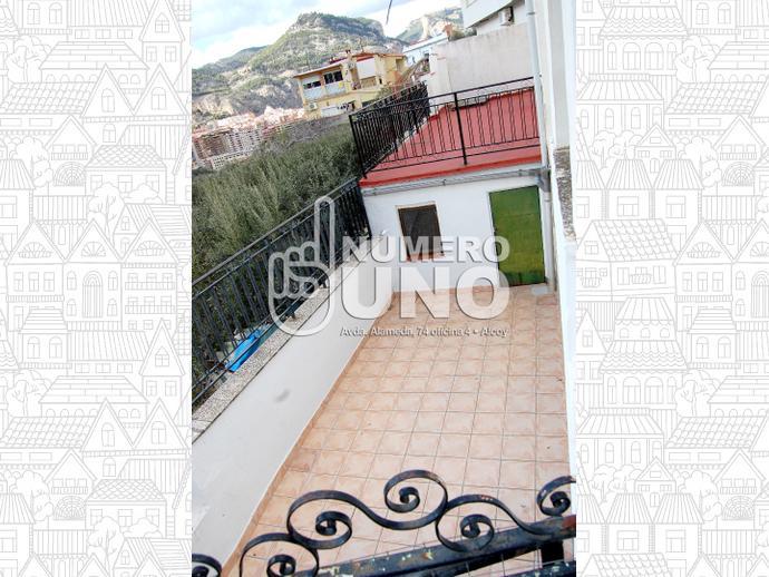 Foto 12 de Casa adosada en Alcoy, Zona De - Alcoy / Alcoi / Alcoy / Alcoi