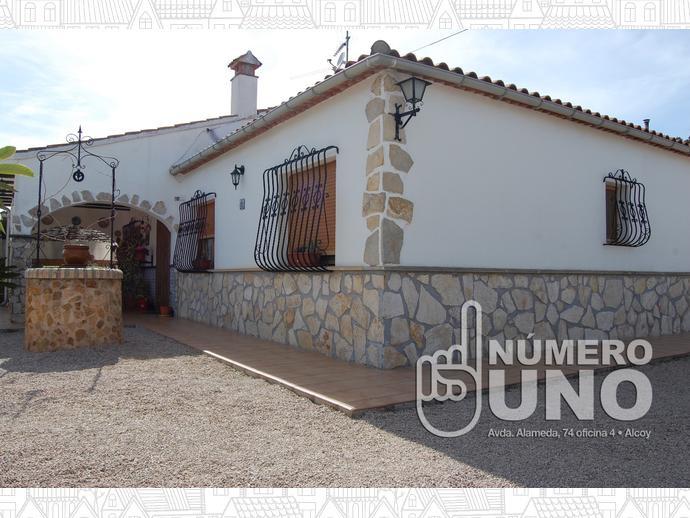 Foto 11 de Chalet en Els Algars / Alcoy / Alcoi