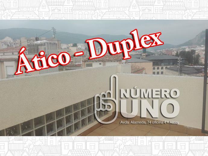 Foto 1 de Ático en Alcoy, Zona Centro / Alcoy / Alcoi