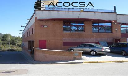 Fabrikhallen zum verkauf in La Palma de Cervelló