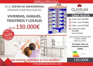 Piso en Venta en Resto Provincia de Vizcaya - Arrigorriaga / Arrigorriaga