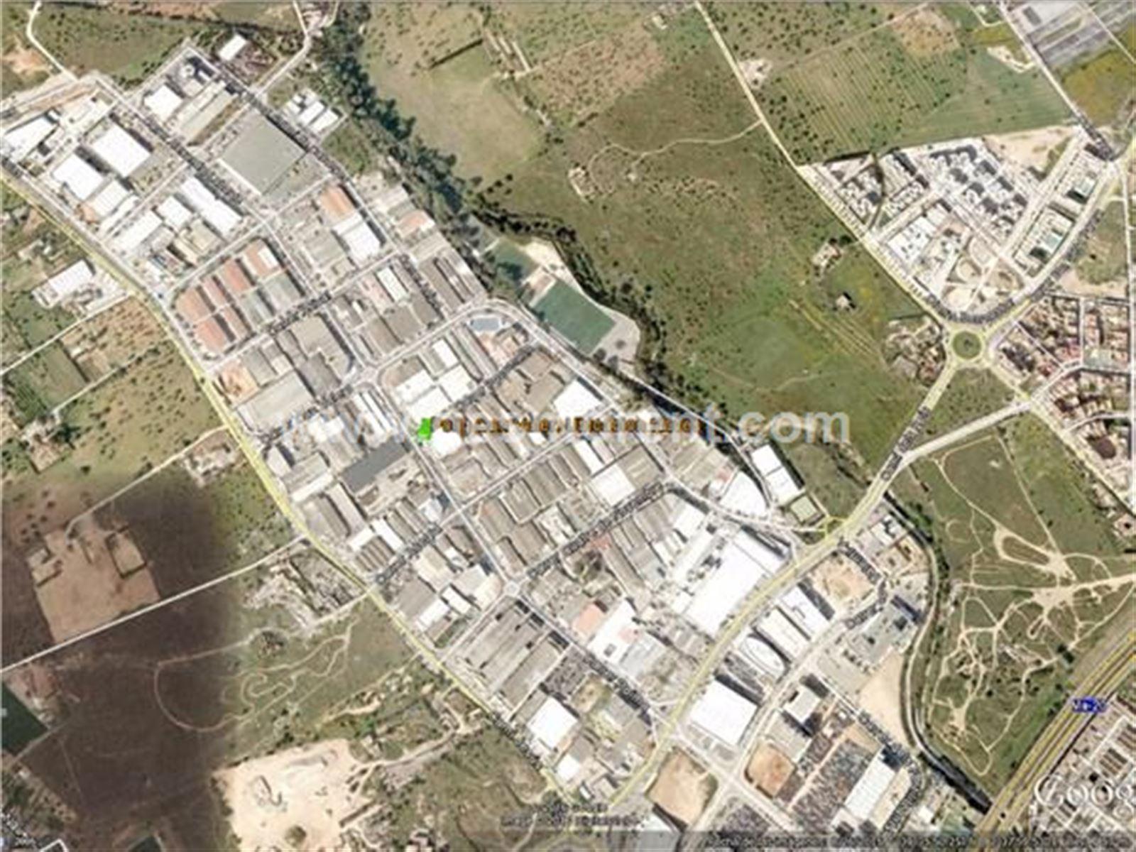 Nave industrial  Palma de mallorca - polígono can valero. Conjunto de naves industriales 1.800 m2 en polígono can valero