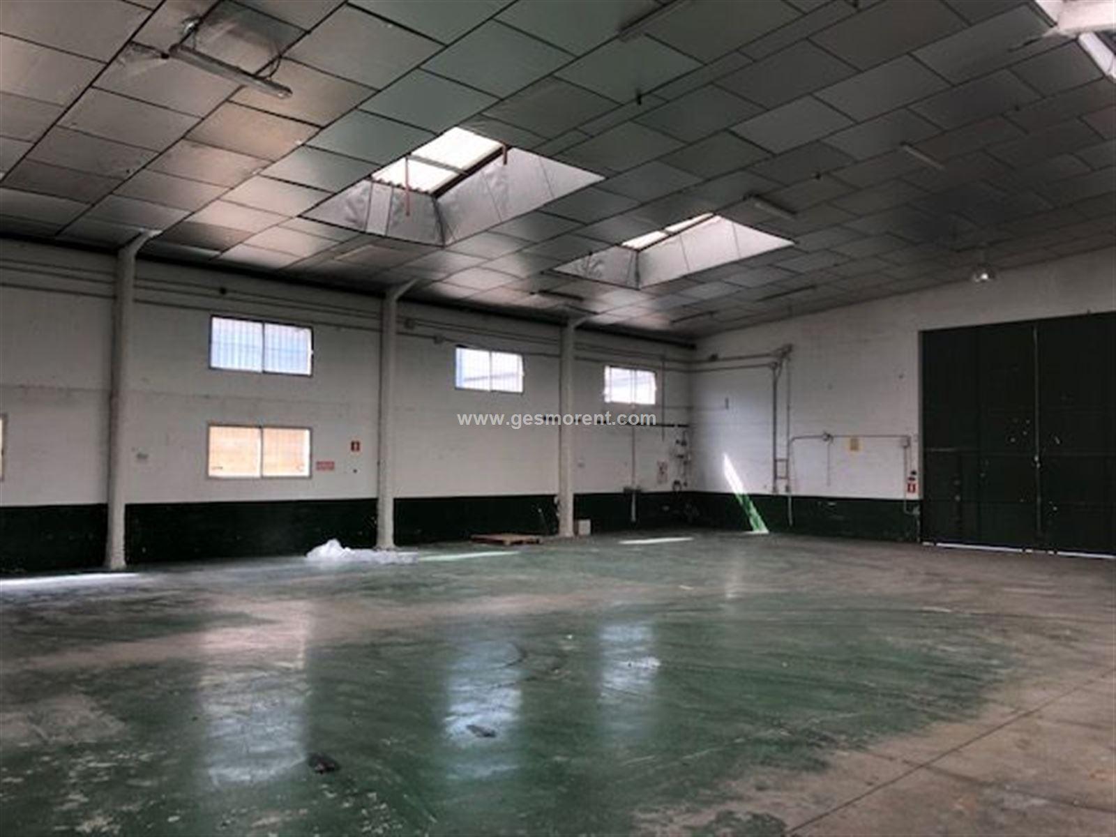 Alquiler Nave industrial  Palma de mallorca - polígono son castello. Alquiler de nave con exposición y oficinas