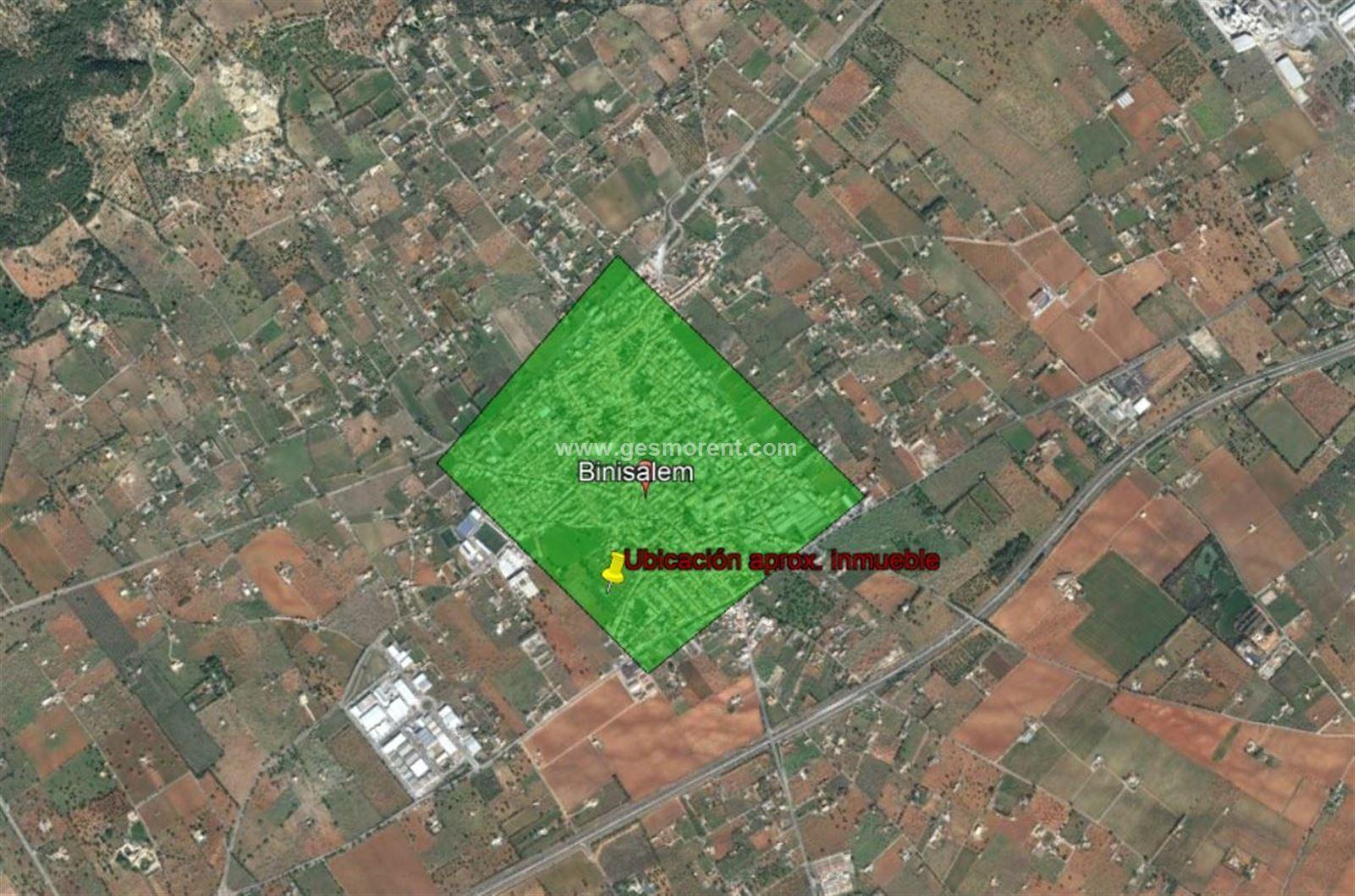 Location Bâtiment à usage industriel  Binissalem - binissalem pueblo. Nave en alquiler en binissalem