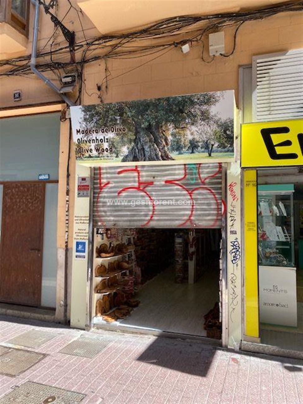 Traspaso Local Comercial  Palma de mallorca - centro. Se traspasa local comercial en sindicato