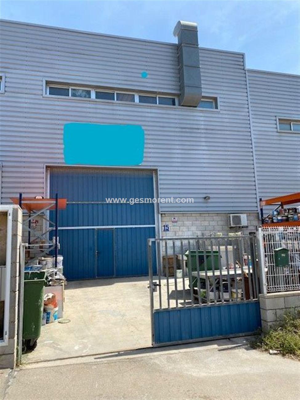 Bâtiment à usage industriel  Llucmajor - polígono son noguera. Nave en venta en poligono de son noguera