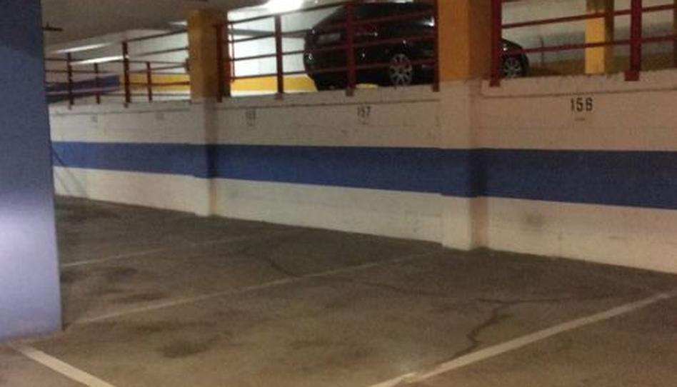Foto 1 de Garatge de lloguer a Federic Monpou, 4 Centre, Barcelona