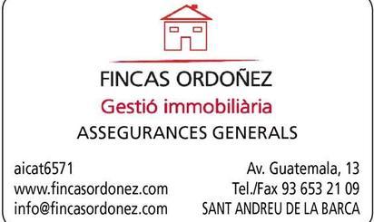Viviendas de alquiler en Baix Llobregat Nord