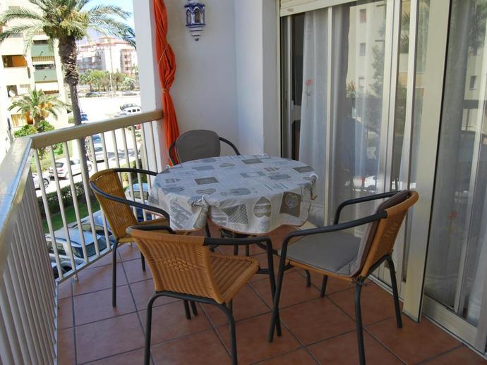 Foto 2 de Apartamento de alquiler en Centro, Granada