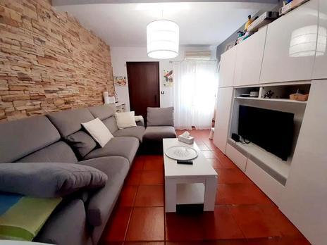 Cases adossadas en venda amb calefacció a Málaga Capital