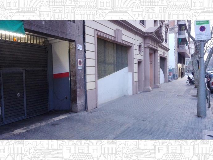Foto 1 de Garaje en  Roger De Flor 57 / Fort Pienc,  Barcelona Capital