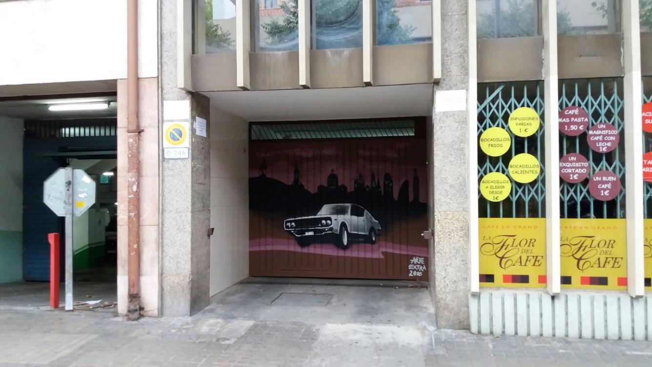 Garaje en venta en La Nova Esquerra de l'Eixample