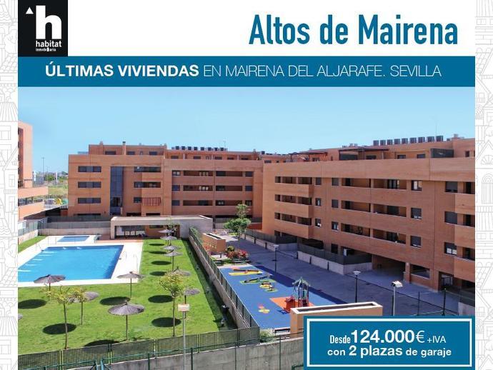 Piso en mairena del aljarafe en nuevo bulevar en avenida marie curie 3 141419433 fotocasa - Alquiler de pisos en mairena del aljarafe ...