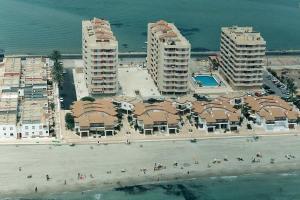 Alquiler vacacional Vivienda Apartamento la manga del mar menor - junio quincena 350€ mes 600€