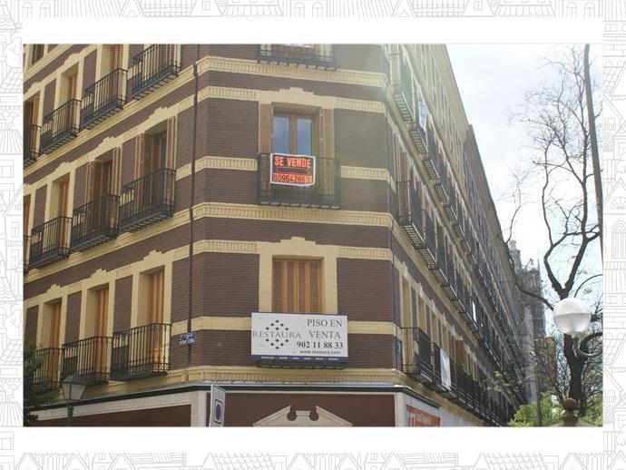 Piso en madrid capital en salamanca en calle alcala 88 for Pisos en calle alcala madrid