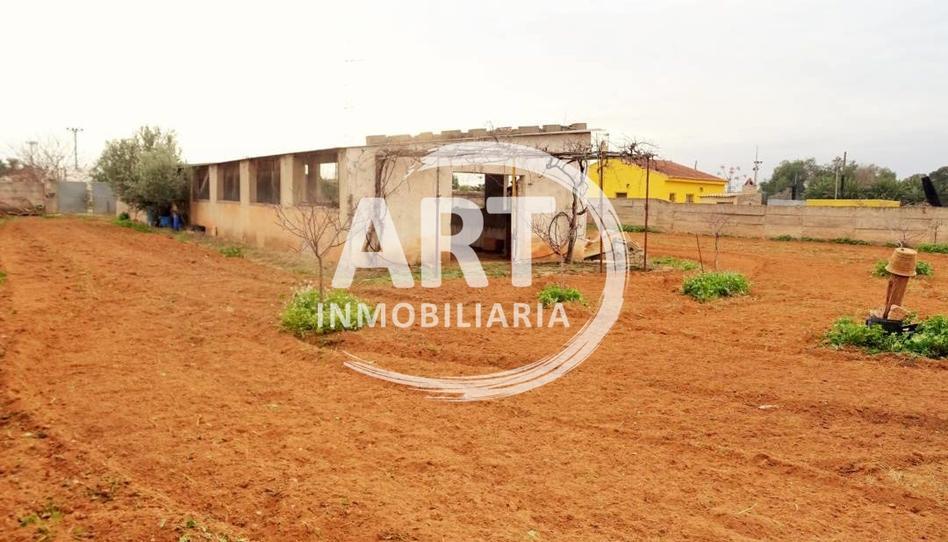 Foto 1 de Terreno industrial en venta en San Antonio de Benagéber, Valencia