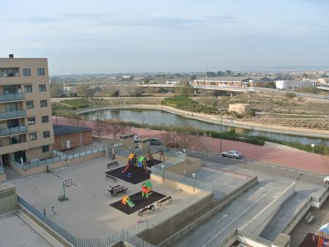 Áticos de alquiler con calefacción en Zaragoza Provincia