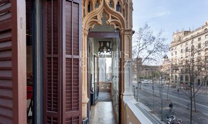 Viviendas en venta en Metro Passeig de Gràcia, Barcelona