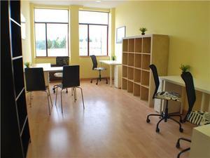 Oficinas de alquiler en palomeras bajas madrid capital for Alquiler oficinas madrid capital